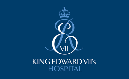 New Identity Design Revealed for King Edward VII's Hospital