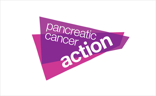 Studio Sparrowhill Designs New Logo for 'Pancreatic Cancer Action'