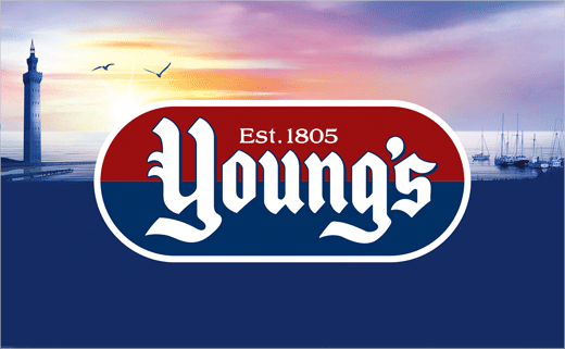 Springetts Unveils New Master Brand for Young's Seafood