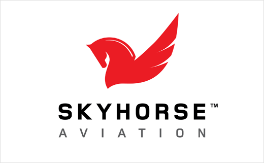 The Aviary Design Studio Gives Wings to 'Skyhorse Aviation'