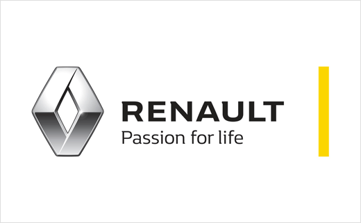 Renault Unveils New Branding and Graphic Identity