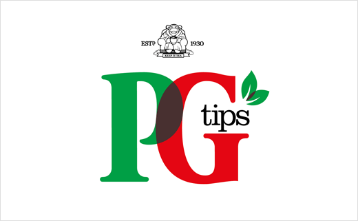 PG Tips Gets New Logo and Packaging Design