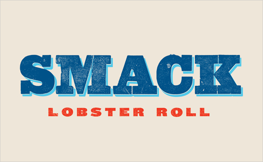 & SMITH Creates Branding for Takeaway, 'Smack Lobster Roll'