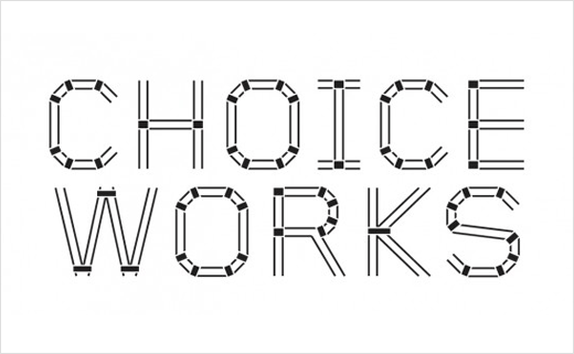 Pentagram Designs Identity and Graphics for 'Choice Works'