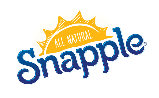 Snapple Unveils New Logo and Packaging Design