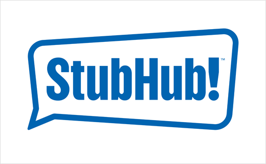Duncan/Channon Reveals New Logo for StubHub