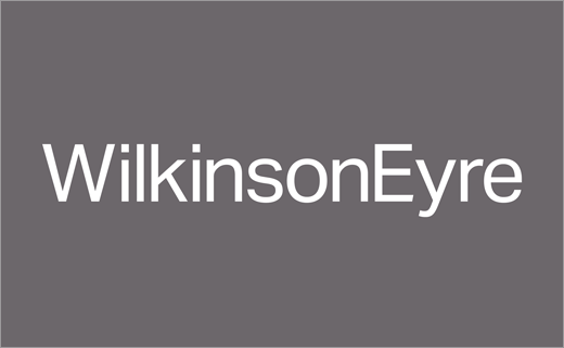 Greenspace Creates Identity and Website for WilkinsonEyre