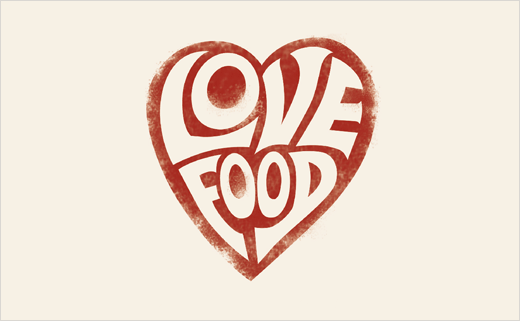 Pemberton & Whitefoord Creates 'Love Food' Brand