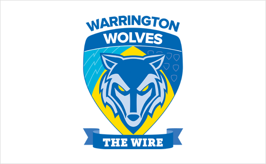 Fogg Associates Create New Logo for Warrington Wolves RLFC