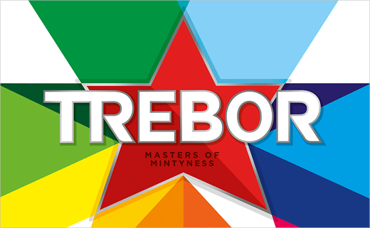 Bulletproof Gives Trebor Brand Refresh