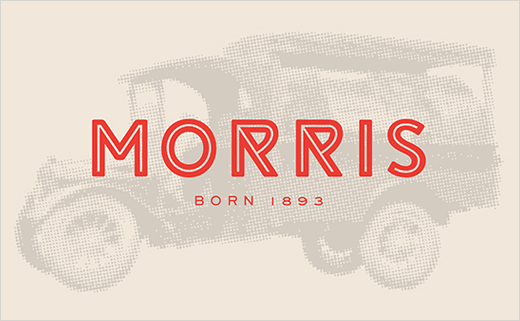 Pearlfisher Rebrands New York's Morris Food Truck