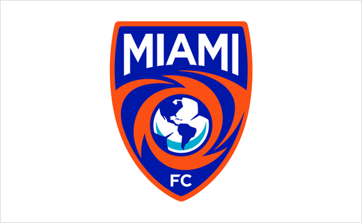 MIAMI FC Football Team Reveals Logo Design
