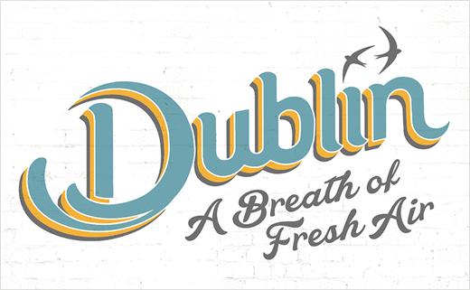 Annie Atkins Designs Logo for Dublin