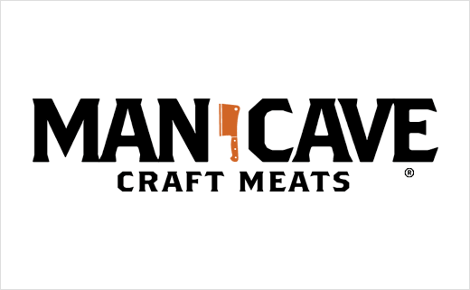 CBX Designs Logo and Packaging for Man Cave Meats