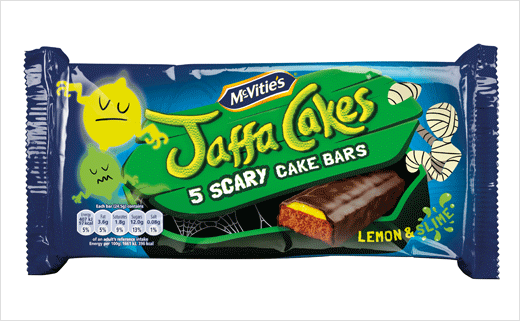 Springetts Designs Halloween Jaffa Cakes