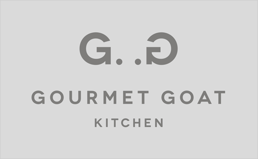 Interabang Designs Logo and Packaging for 'Gourmet Goat'