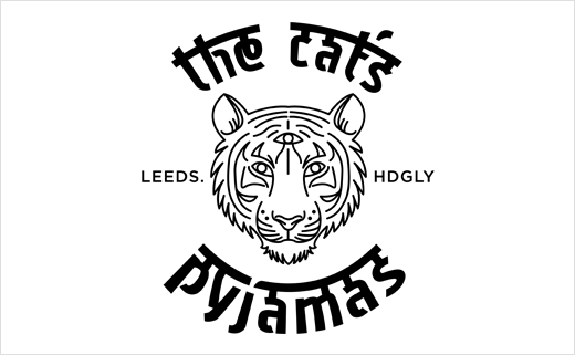 Bloom Agency Creates Branding for The Cat's Pyjamas