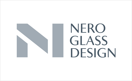 Offthetopofmyhead Creates New Logo for Nero Glass Design