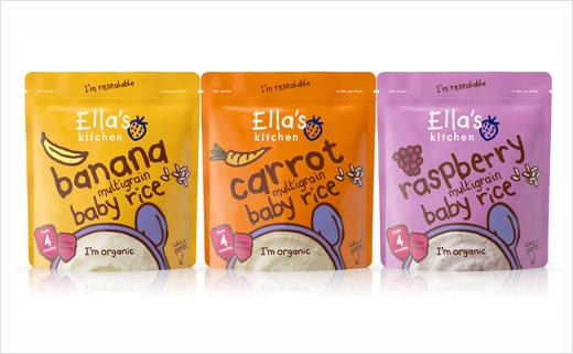 Biles Inc. Creates 'Simple' Look for Ella's Kitchen