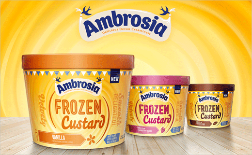 Coley Porter Bell Develops Brand Concept for Ambrosia