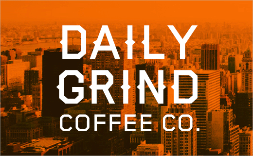 Studio–JQ Brands NYC's the Daily Grind Coffee Co.