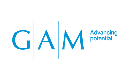 GAM Unveils New Logo and Brand Identity by Siegel+Gale