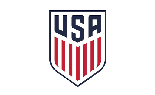 U.S. Soccer Reveals New Logo Design