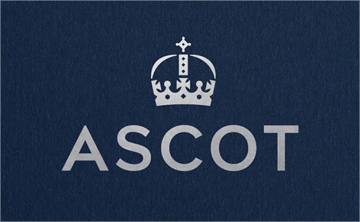 The Clearing Creates New Visual Identity for Ascot