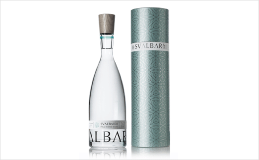 Studio h Creates Branding for Svalbardi's Iceberg Water