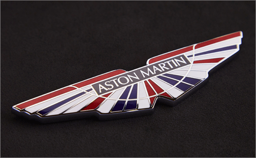 How Do They Make Aston Martin Badges?