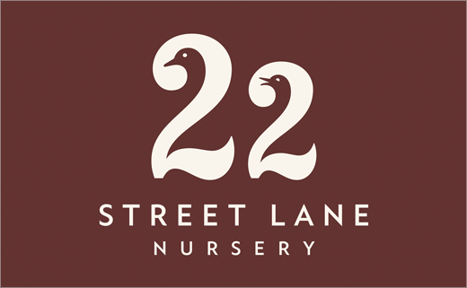 Elmwood Creates 'Luxury' Branding for 22 Street Lane Nursery