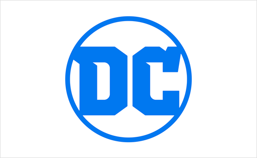 Pentagram Reveals New Logo Design for DC Comics