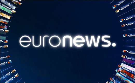 Lambie-Nairn Rebrands News Channel Euronews
