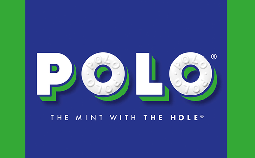 POLO Mints Get Refreshed Logo and Packaging