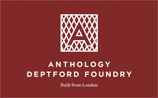 Greenspace Creates Branding for Anthology Deptford Foundry