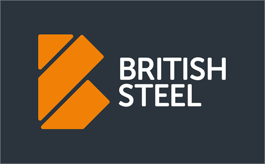New Logo and Branding for British Steel by Ruddocks