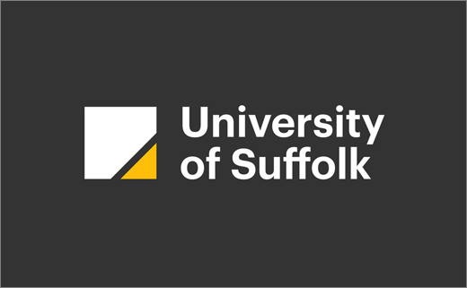 Only Studio Rebrands the University of Suffolk