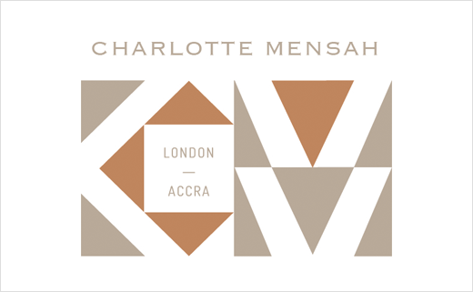 DewGibbons + Partners Creates Branding for Charlotte Mensah