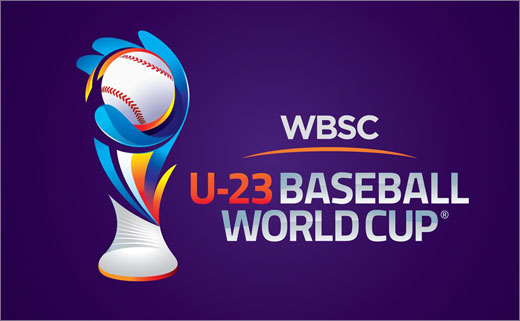 WBSC Unveils Logo for Inaugural Under-23 Baseball World Cup