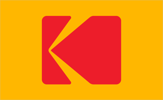 Kodak Goes Back to the 1970s for New Logo Design