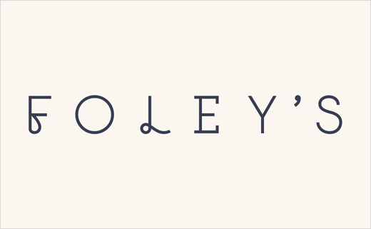 Ragged Edge Creates Branding for Foley's Restaurant