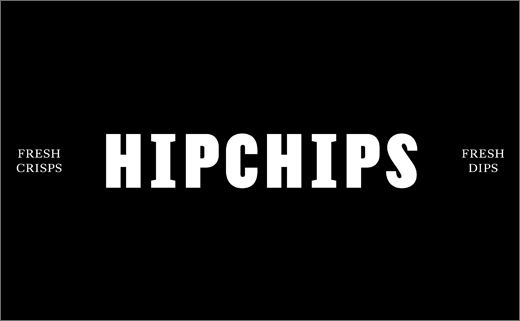 Ragged Edge Creates Identity for Crisps Restaurant – 'HIPCHIPS'