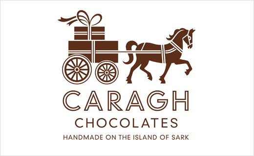 Caragh Chocolates Get New Branding by Distil Studio
