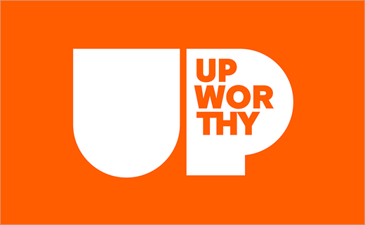 Pentagram Designs New Identity for Upworthy