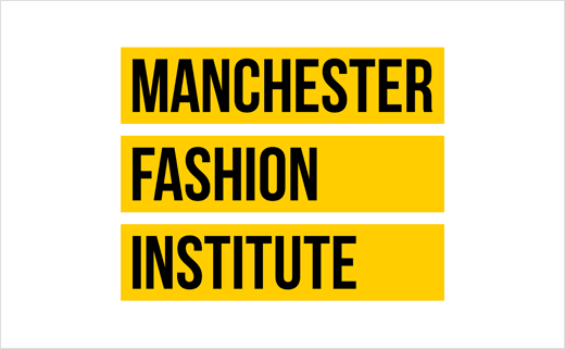 New Manchester Fashion Institute Gets Branding by Music