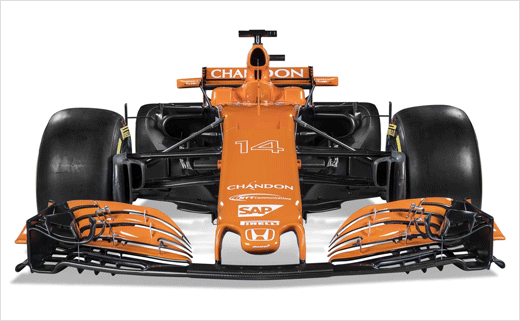 New McLaren F1 Racing Car Gets Livery Design by The Clearing