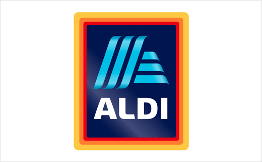 Supermarket Giant Aldi Reveals New Logo Design