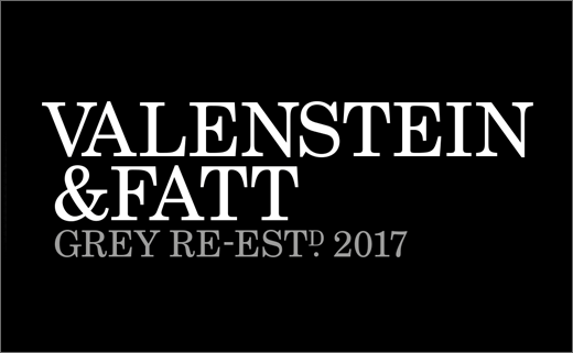 Ad Agency Grey London Rebrands as Valenstein & Fatt