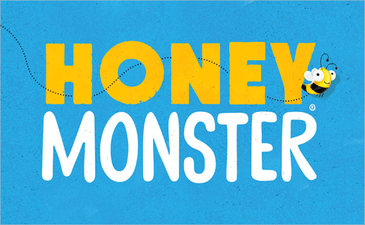 Robot Food Gives Honey Monster Puffs a New Look