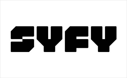 Syfy Channel Unveils New Logo Design